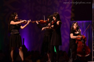 Amplified Quartet